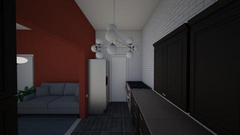 Amelie 3 - Kitchen  - by Agnes_Bujnick