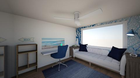 Beach Room - Bedroom - by pschmitt