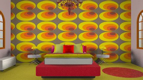 Teen Bedroom - Modern - Bedroom  - by obiobi