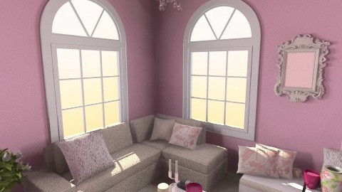 Classic Style i am back - Classic - Living room - by Phoebe Ficer