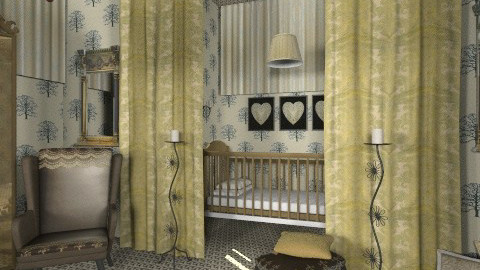Prince - Kids room - by chania