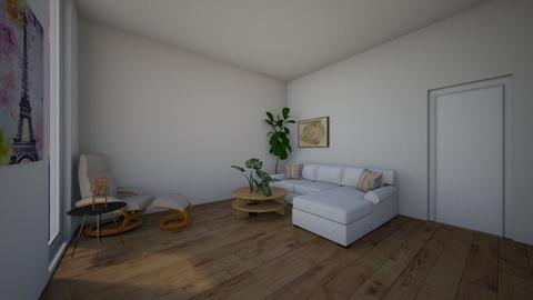 Travel Living Room - Living room  - by DanceUnicorn
