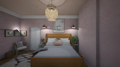 bedroom arthurs - Bedroom  - by Pennychange