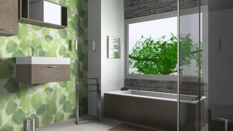 su silva - Modern - Bathroom  - by susilva