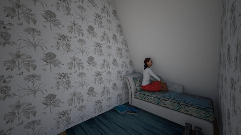 cinderella attic - Bedroom - by cinderella1111