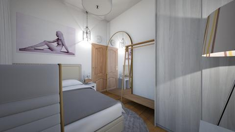 bedroom - Retro - Bedroom  - by lyanshinz