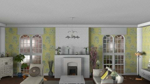 garden room again - Classic - Garden  - by brianclough