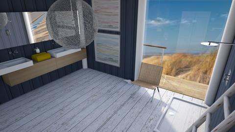 Island vibes Bathroom - Modern - Bathroom  - by augustmoon