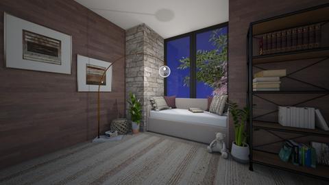 ReadersBedroomNook - Bedroom  - by Destiny H
