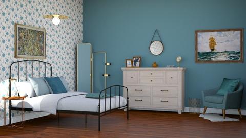 Elio - Bedroom - by CharlotteCL