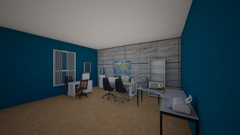 My office - Classic - Office  - by Del bombillo soy