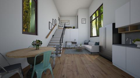 Tiny house contest_TKF - by Thekickfamily