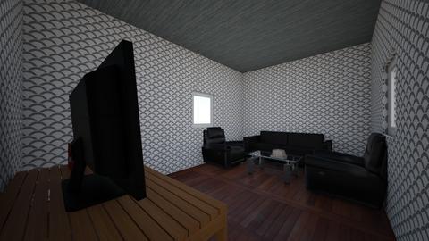 Living room - Living room  - by Noah Bell
