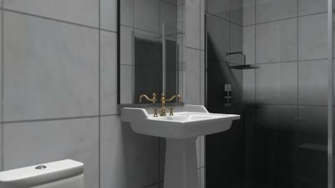 Bad Grundriss - Classic - Bathroom  - by markus81