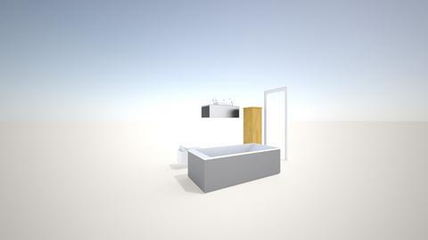 new bathroom - Bathroom  - by cbreakiron