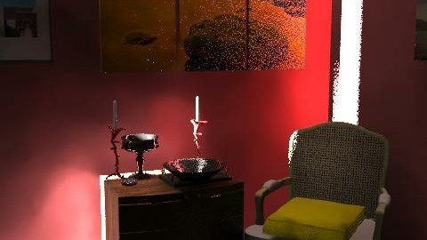 berry sunset3 - Rustic - Bedroom  - by america_lee
