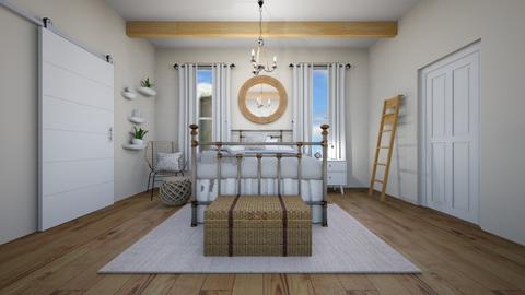 Mrs Junck Original View - Bedroom  - by junckh
