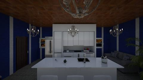 my kitchen - Kitchen  - by christainm