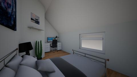 Slaapkamer Design - Modern - Bedroom  - by LennertB