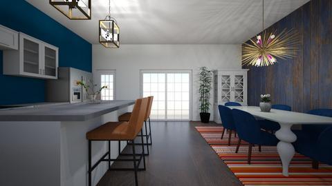 LV1234567 - Kitchen  - by Loveinteriordesign
