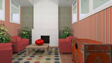 Living room - by jungla