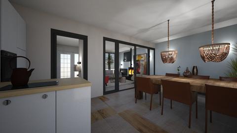 jomir - Living room  - by Martineschreur