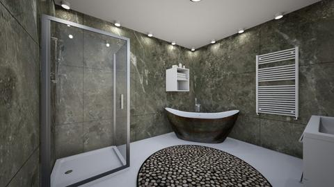 Fszoba - Bathroom  - by Nora72