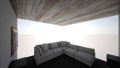 1F SW Living Room - Living room  - by TheCookieCadet