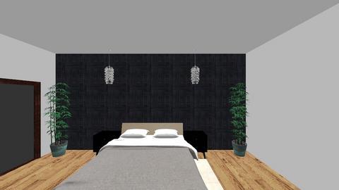 master bedroom - Minimal - Bedroom  - by rebeccaverhegge
