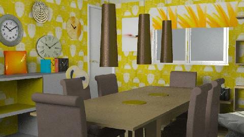 RR18_2 fri3 - Dining Room  - by FRANKHAM