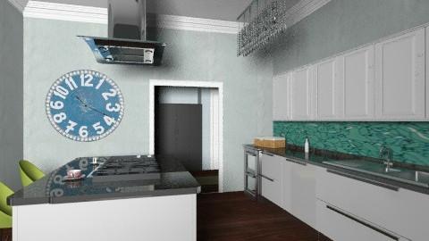 PK - Kitchen - by vanette