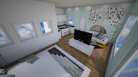 Studio apt  - by Nini_DRW_10