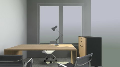 zmn - Minimal - Office - by zawmyonaing