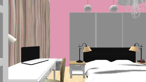 nursafa - Rustic - Bedroom  - by nursafa