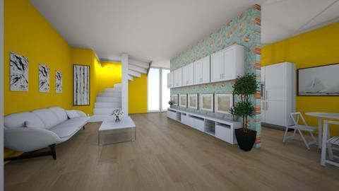 Room - Living room  - by MeraEraLu