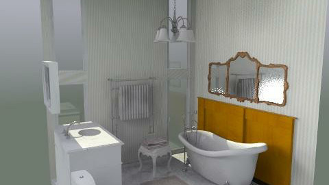 Cotswold's bathroom - Classic - Bathroom - by toadfool