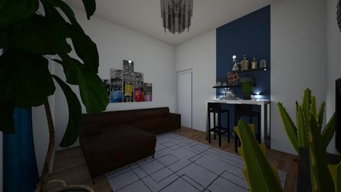 Sigei 4 - Living room - by Muthue