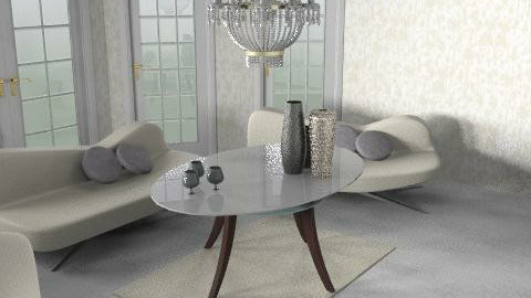 glamourous - Glamour - Living room  - by zaz11