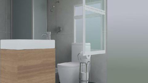 simply_best - Minimal - Bathroom  - by Jasim_1