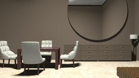 bleh - Dining room - by juicygirl