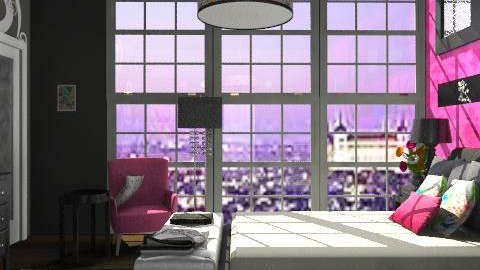 beutie - Glamour - Bedroom  - by Lizette Najera