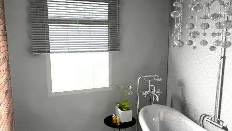 Farnan bathroom-shower-2 - Classic - Bathroom  - by natienka