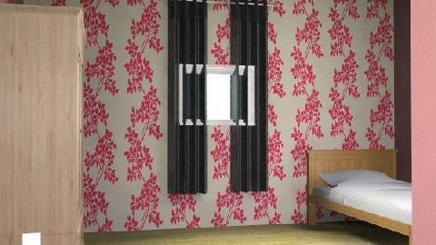 my bedroom - Minimal - Bedroom  - by eddiezombie