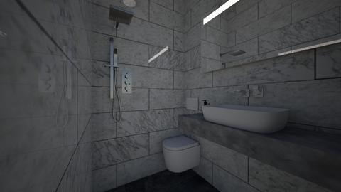 N300 bathroom2 2 - Bathroom  - by 32000
