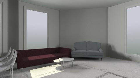 living room andreas4 - Minimal - by theodotou