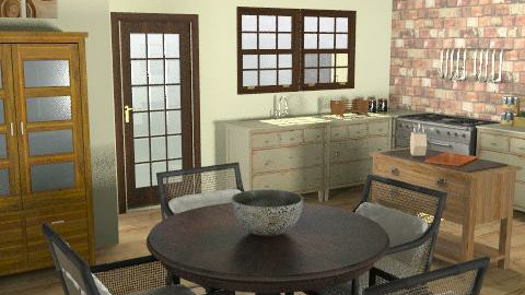 Home Series: Kitchen - Classic - Kitchen  - by reedj0218