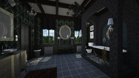 Silver Bathroom - Classic - Bathroom  - by Pirschjaeger