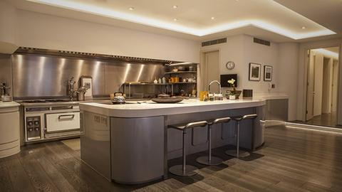 kitchen - Modern - Kitchen - by husky interior designs