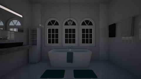 n - Bathroom  - by Viktor Petrevski