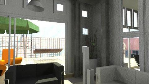piano le corbusier VI - Retro - by maria clara